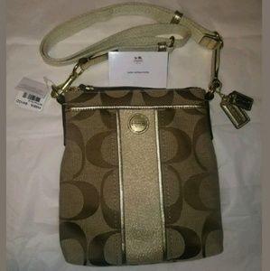 NWT Authentic Coach handbag F48806